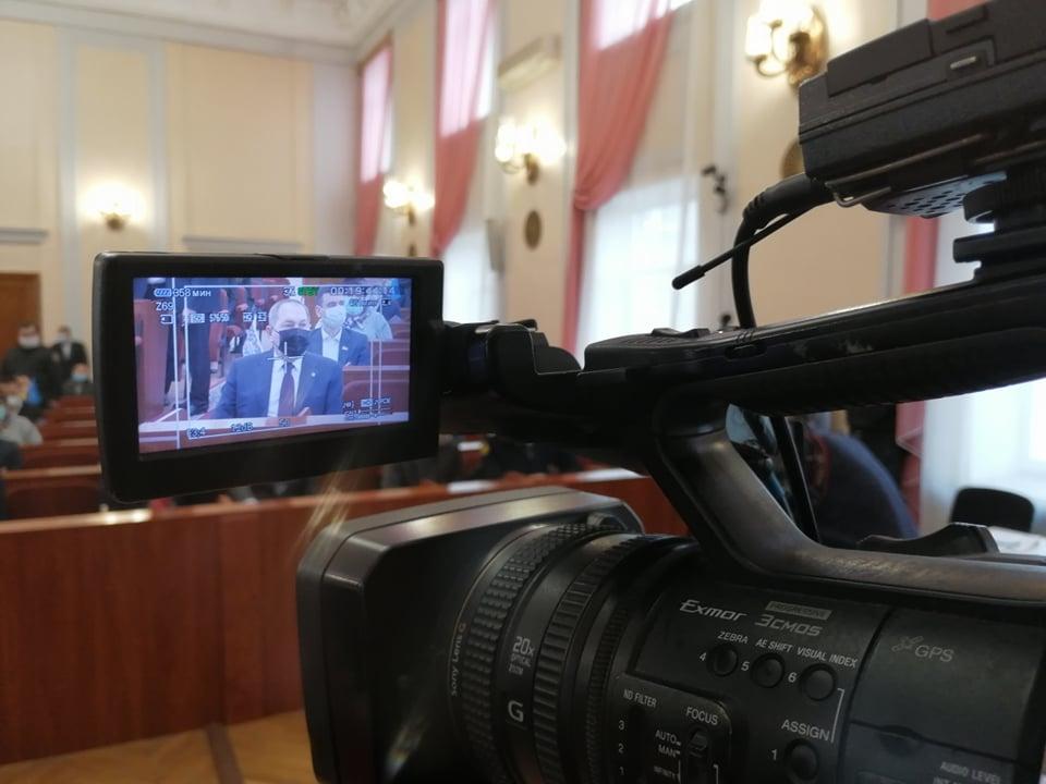 Андрій Райкович склав присягу міського голови Кропивницького (ФОТО)