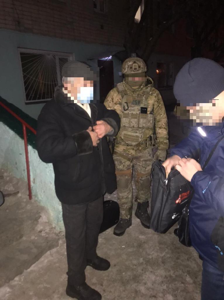 Контррозвiдка СБУ затримала на Кiровоградщинi агента ФСБ РФ (ВІДЕО)