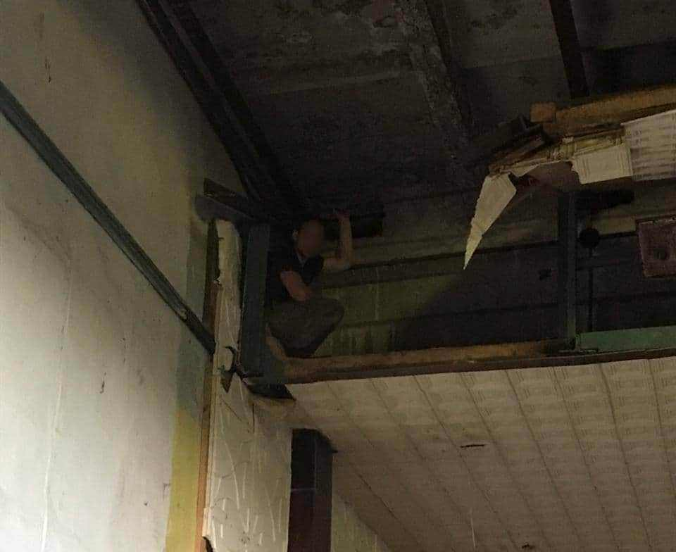 На Кіровоградщині засудили крадія, який через стелю проник до магазину