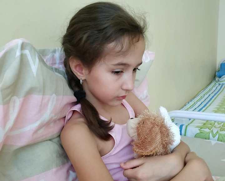 Родині захисника з Кіровоградщини потрібна допомога на лікування донечки (ФОТО, ВІДЕО)