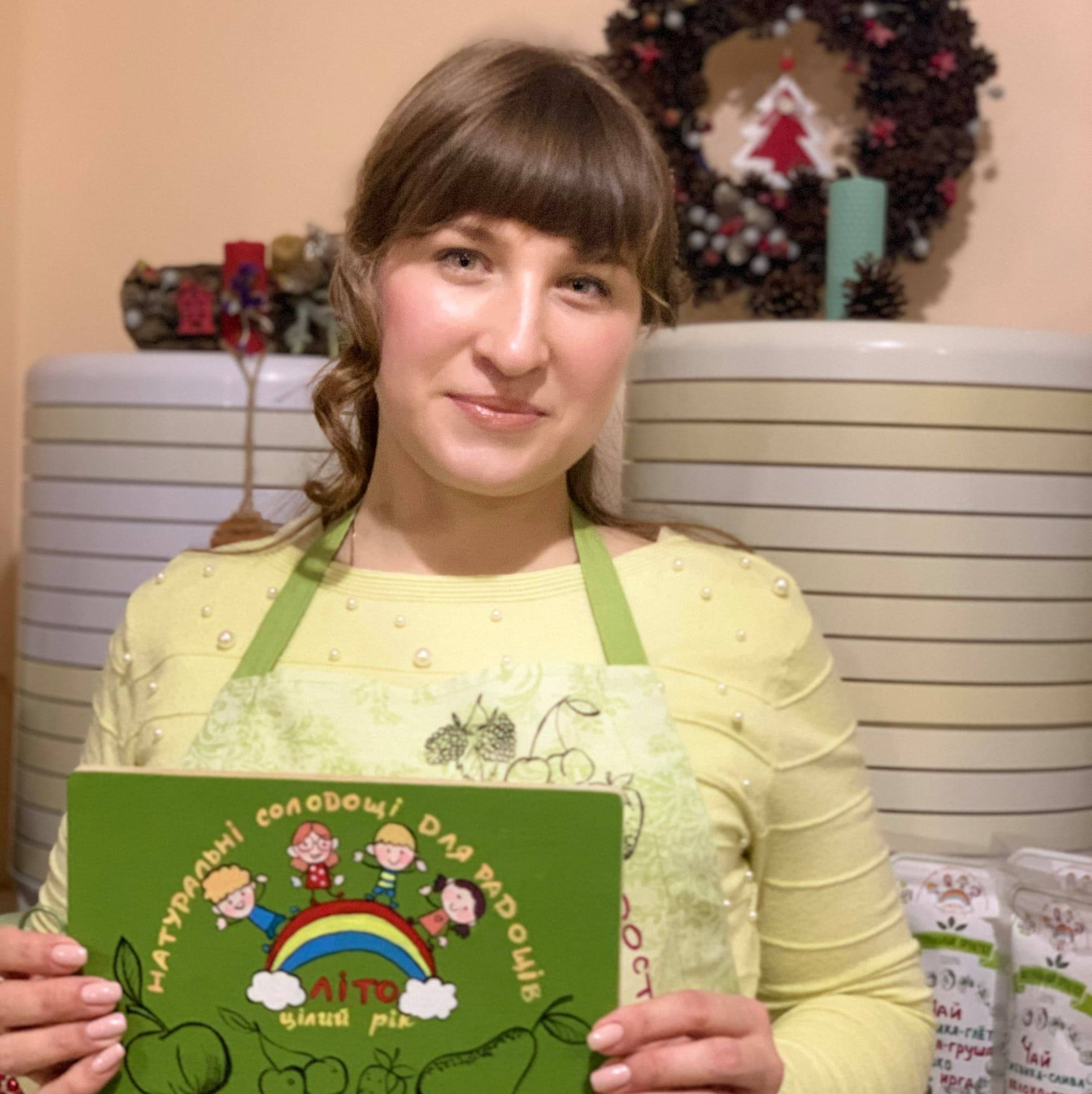 Авторські чаї виготовляє жителька Кіровоградщини (ФОТО)