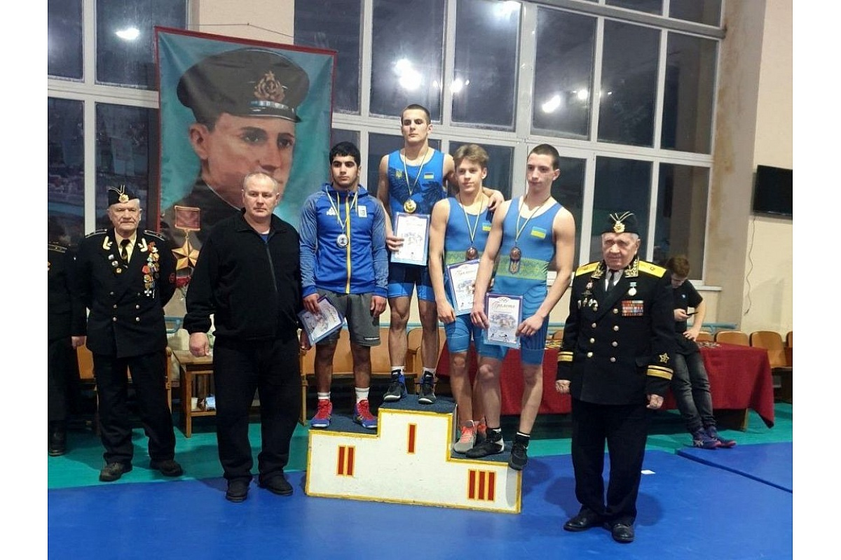 Кропивницький спортсмен стaв бронзовим призером чемпіонaту Укрaїни з греко-римської боротьби