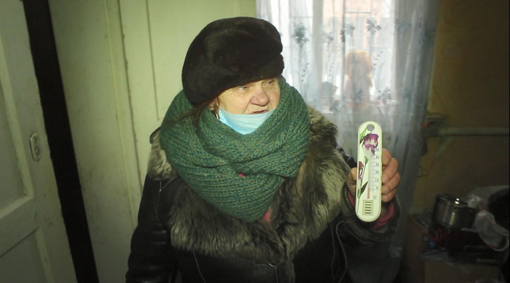 Старенька з Кропивницького не отримує пенсію і виживає завдяки небайдужим (ФОТО)