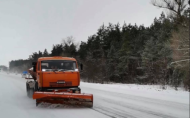 Жителiв Кiровоградщини попереджають про аномальнi погоднi умови