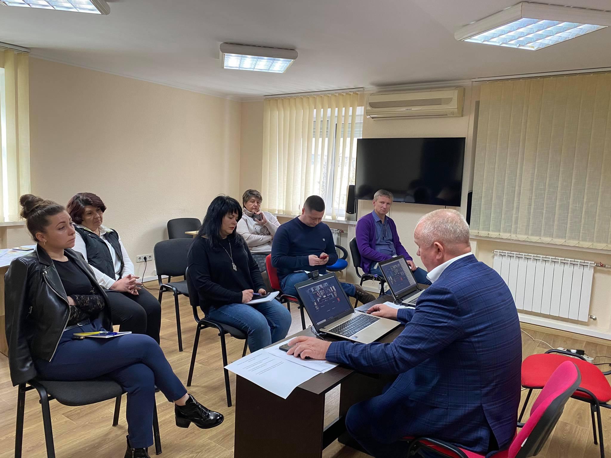 На Кіровоградщині запрацював комітет захисту українських земель