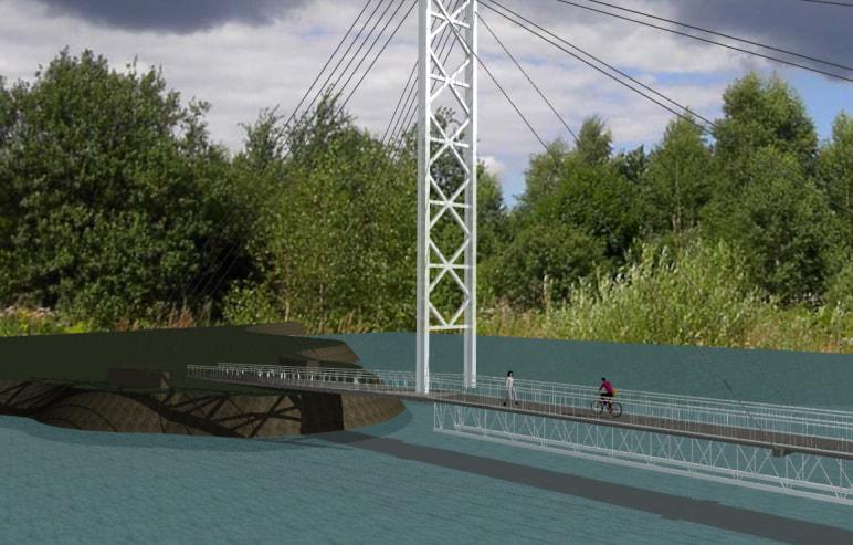 У Приютівській громаді планують збудувати міст за понад 17 мільйонів гривень