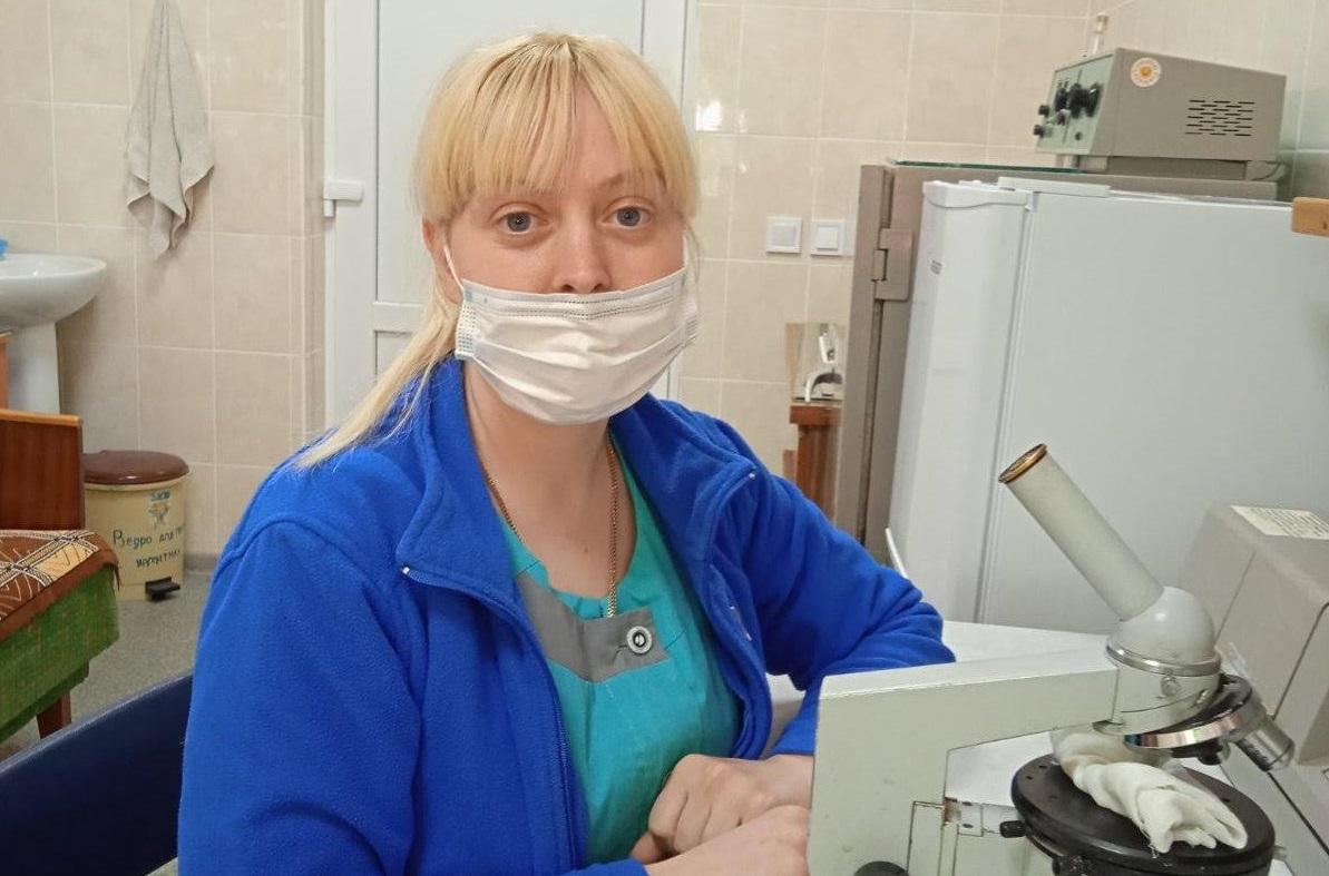 У Кропивницькому колишня безробітнa продовжилa кaр'єру в медичній сфері
