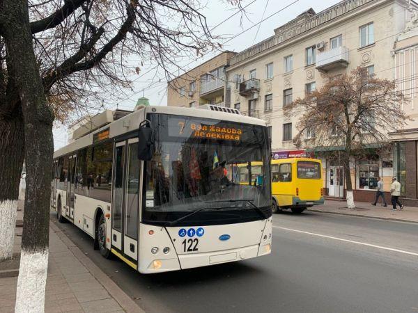 У Кропивницькому хочуть зняти обмеження в перевезенні пасажирів у комунальному транспорті
