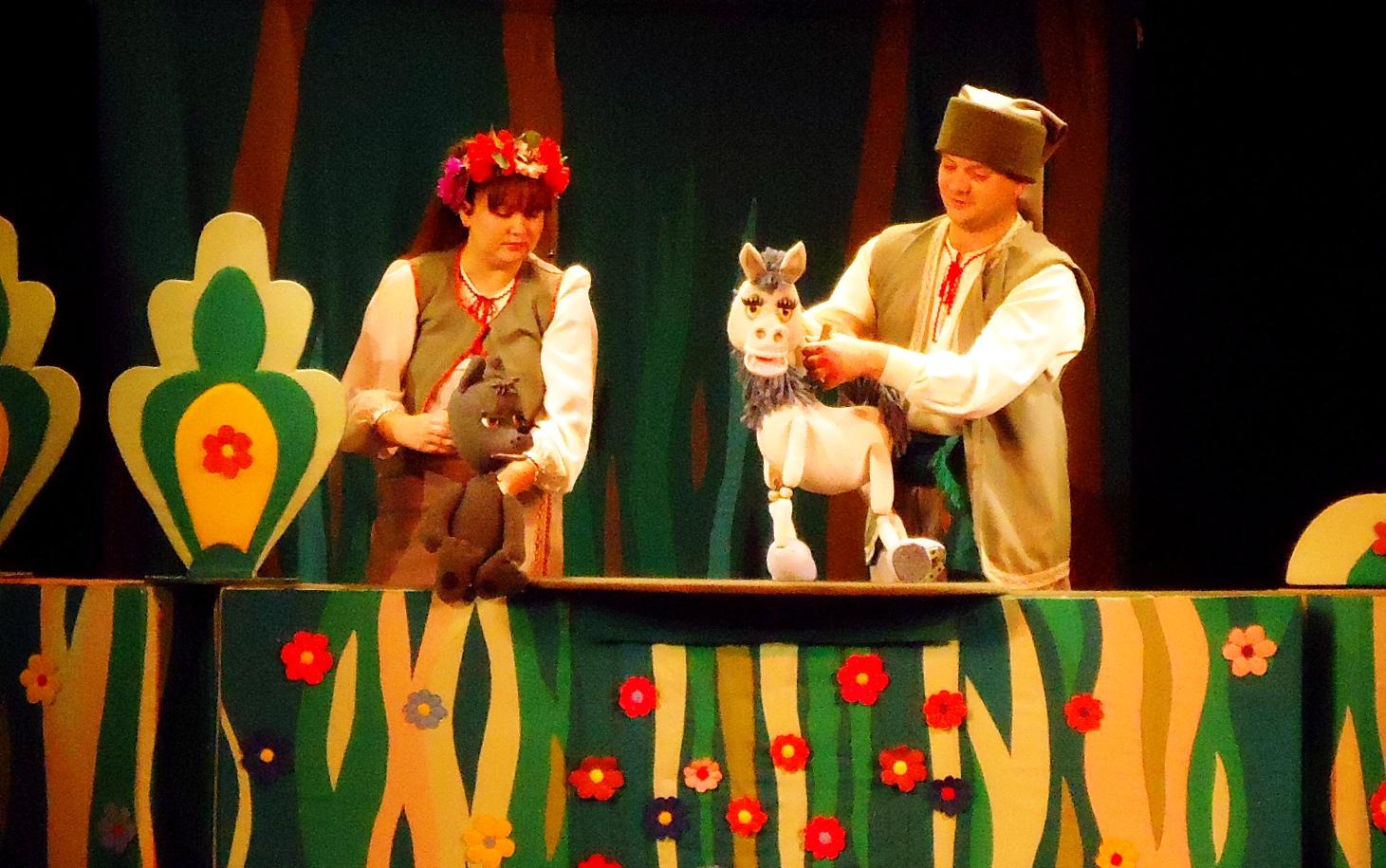 Жителiв Кропивницького запрошують на вистави у театр ляльок (ФОТО)