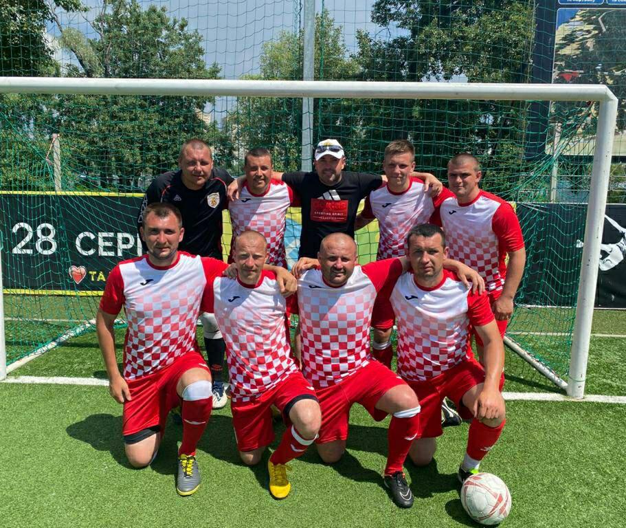 Команда поліції охорони Кіровоградщини виграла Чемпіонат з міні-футболу