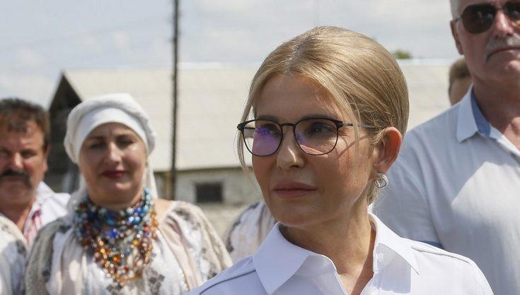 Юлія Тимошенко: Ми не дозволимо зігнати людей з землі