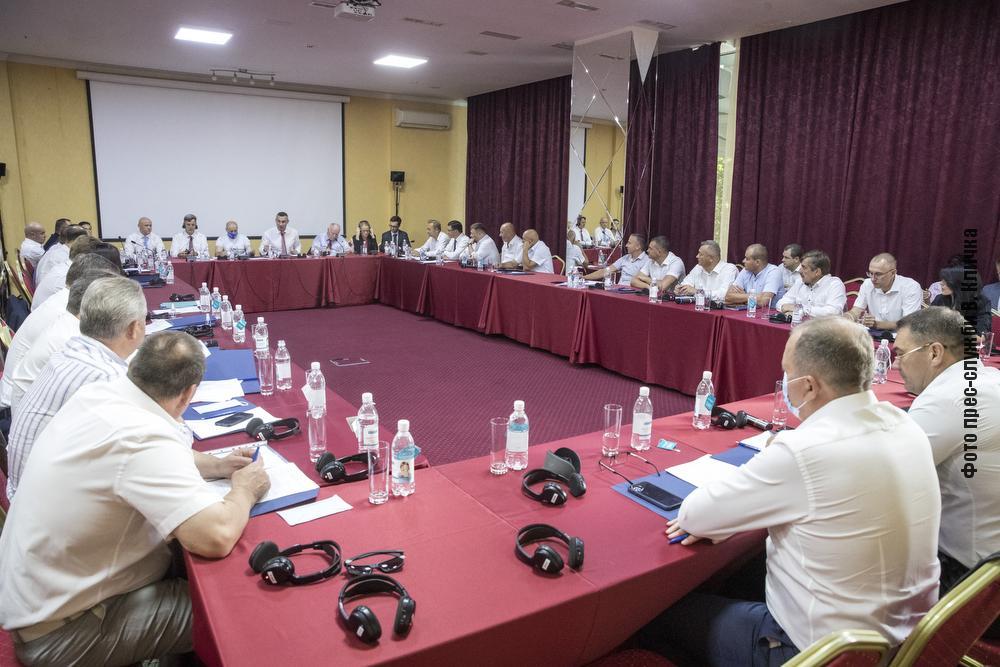 Делегація голів громад Кіровоградщини бере участь у XVІ Українському муніципальному форумі