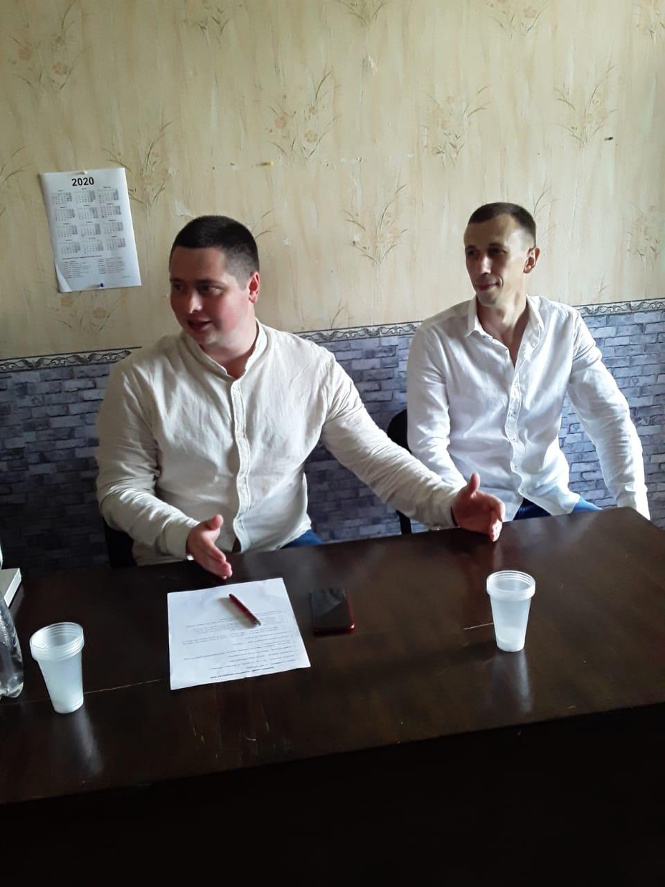 """У базовій парторганізації """"Батьківщини"""" на Кіровоградщині призначили нового керівника"""