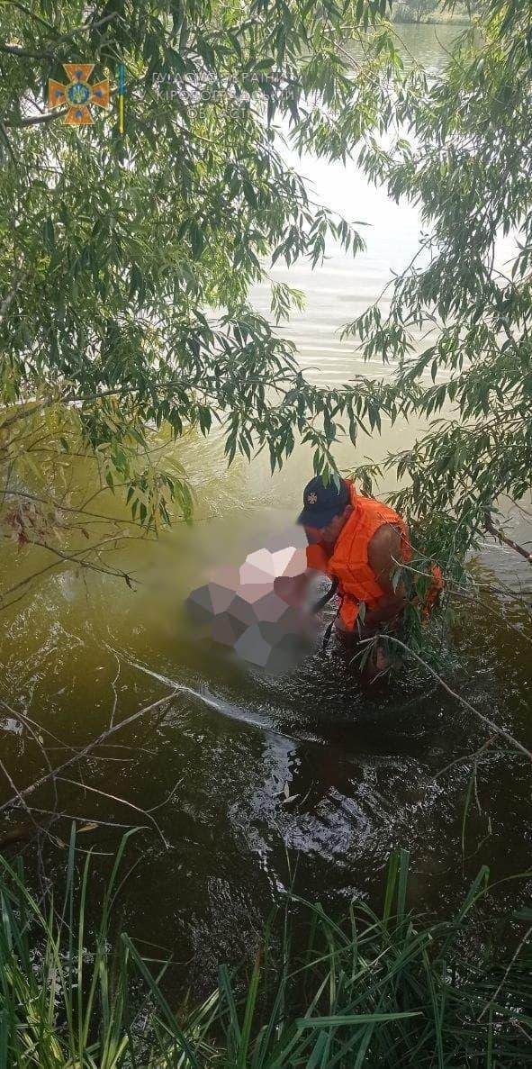 На Кiровоградщинi втонула 45-рiчна жiнка