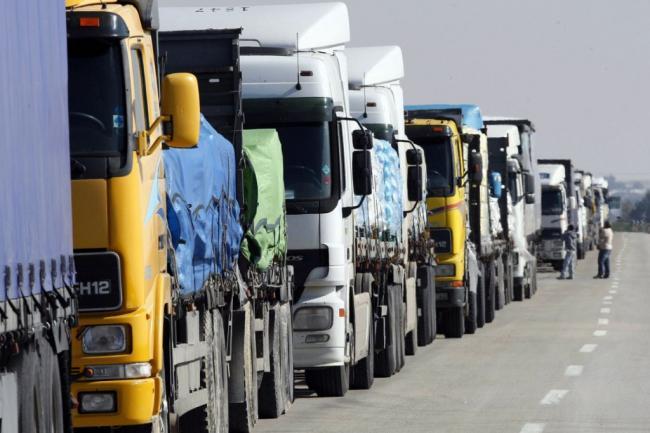 Водiям вантажiвок нагадують про обмеження руху на Кiровоградщинi
