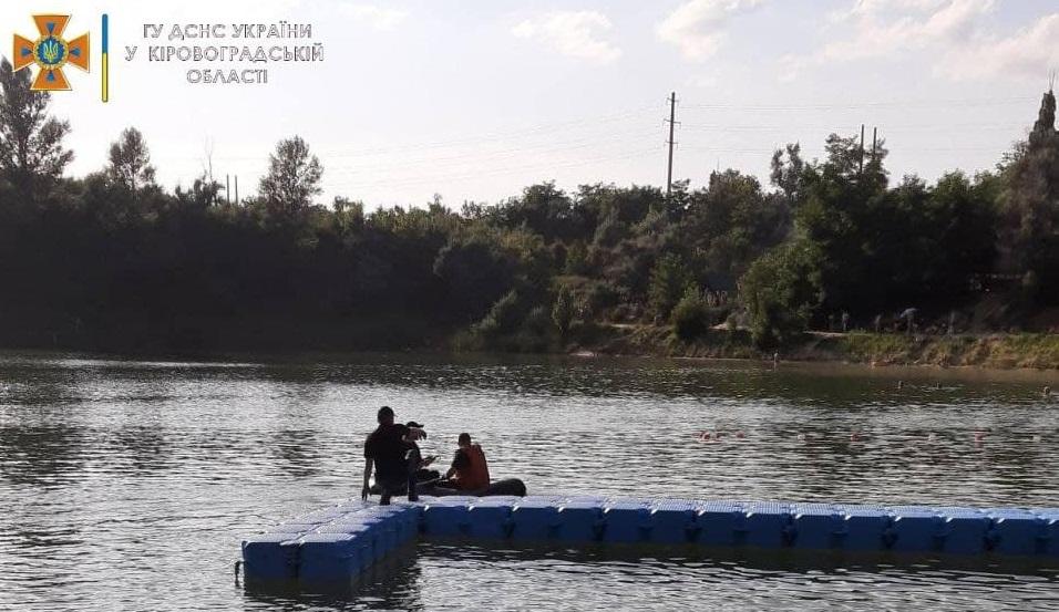 На Кіровоградщині у воді загинула 16-річна дівчина (ФОТО)