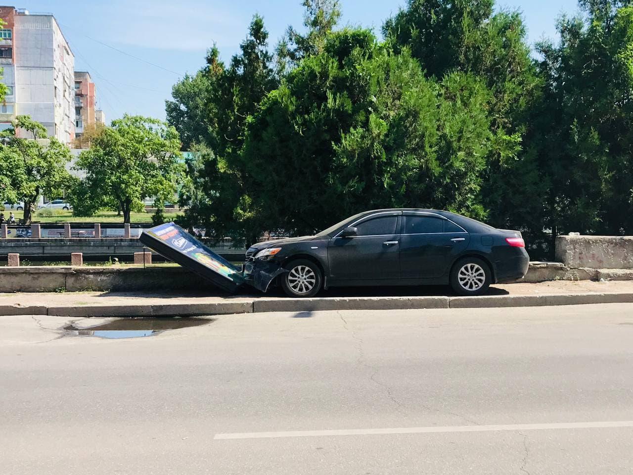 У Кропивницькому водійка Toyota збила жінку (ФОТО)