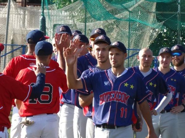 Кропивницькi бейсболiсти стали чемпiонами України