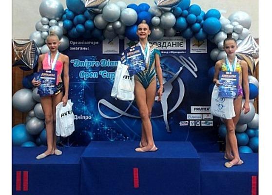 Кропивницькi гiмнастки завоювали 13 медалей