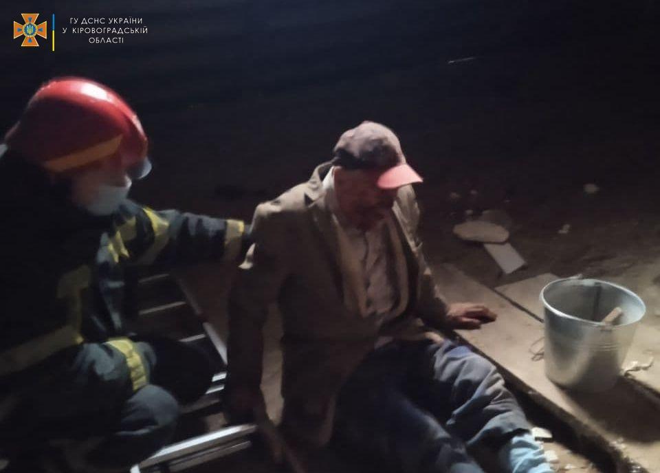 Жителю Кiровоградщини стало зле на власному горищi