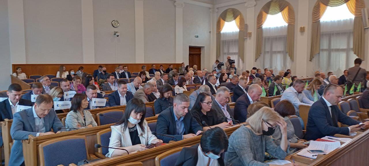 Програму з впровадження наукових досліджень затвердили депутати Кіровоградщини