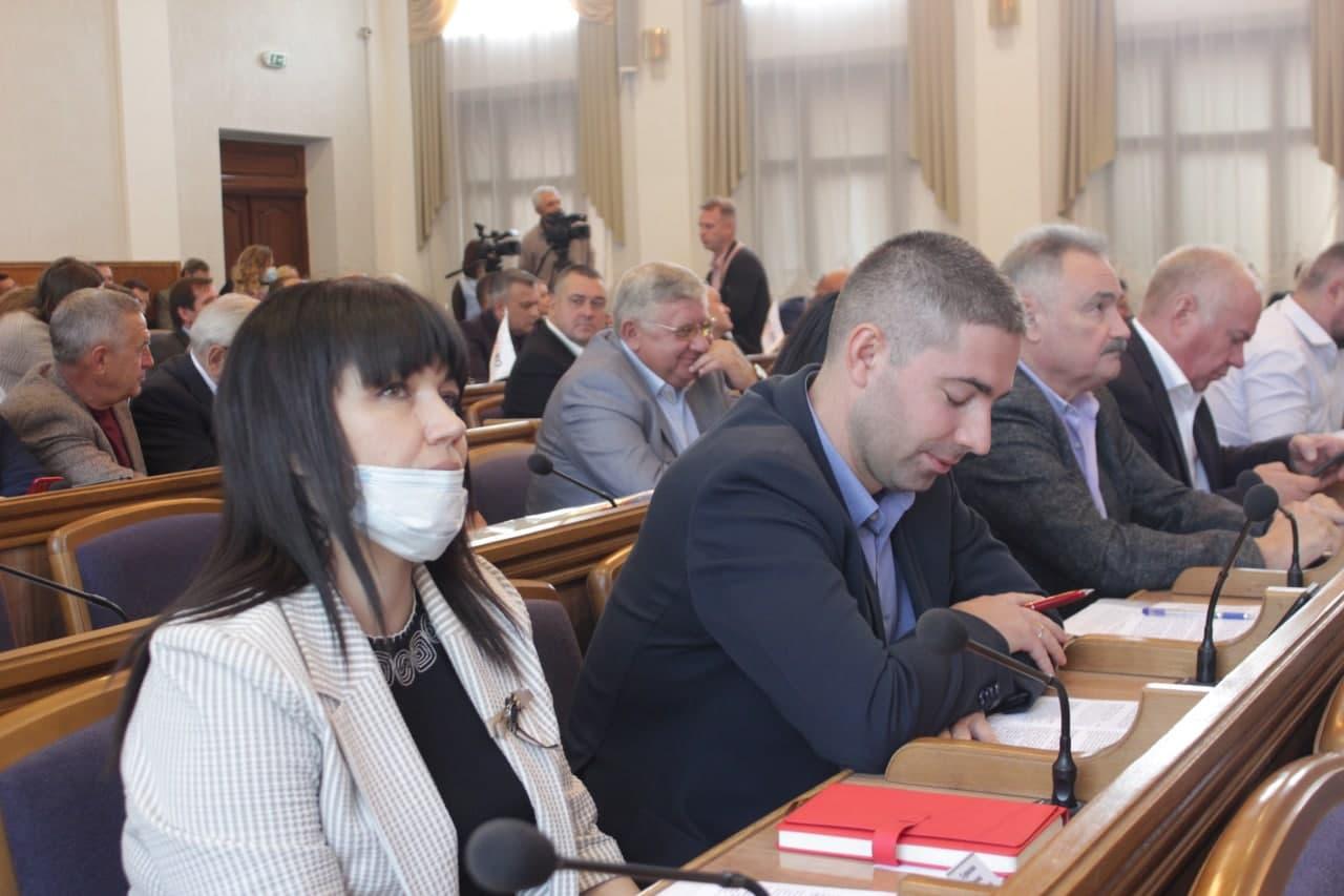 Депутати Кіровоградщини закликають владу країни збільшити пенсії