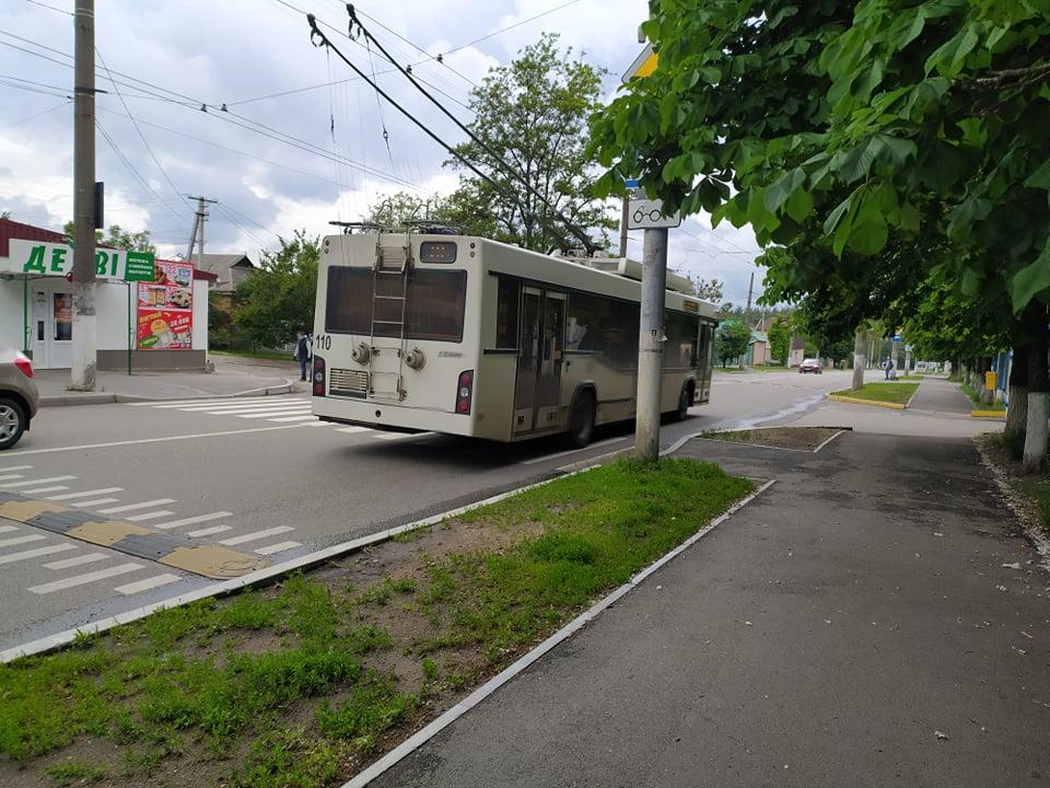 У Кропивницькому поменшало тролейбусiв на двох маршрутах: похворiли водiї