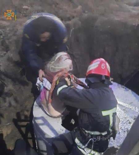 Жительку Кропивницького визволили з холодного полону (ФОТО)