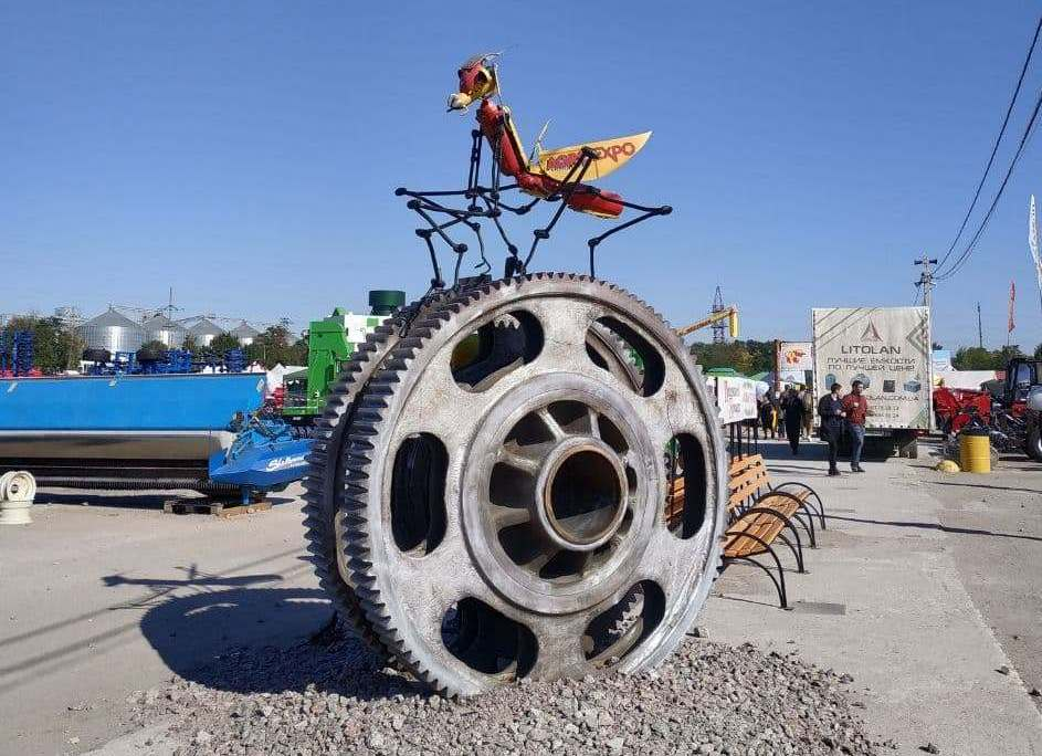 У Кропивницькому завершилася агропромислова виставка AGROEXPO-2021 (ФОТО)