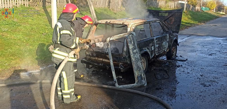 На Кіровоградщині власників двох автівок спіткала невдача