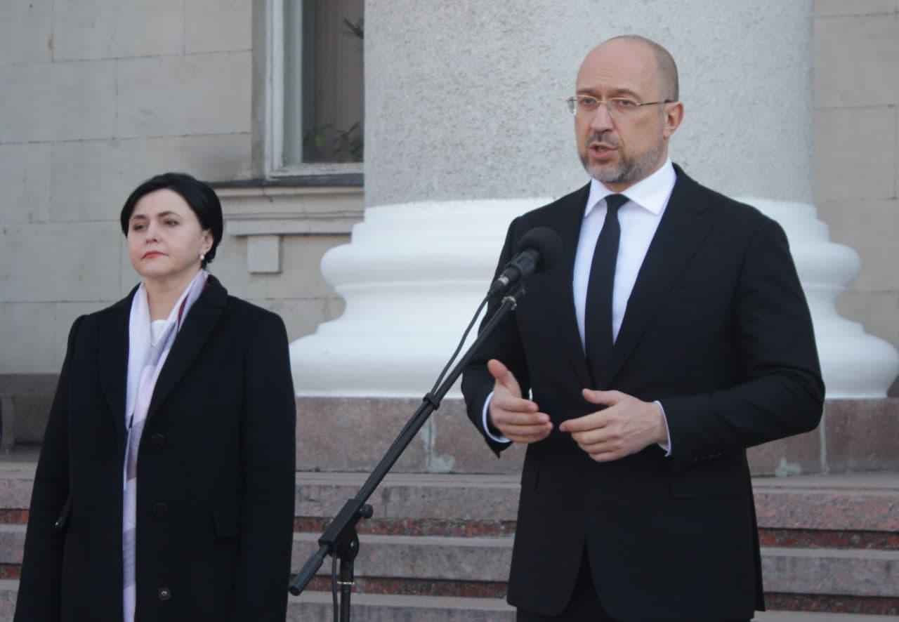 Прем'єр розповів, як вирішити проблеми з боргами за тепло у Кропивницькому (ФОТО)
